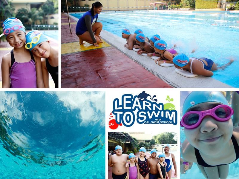 Summer Swim Camp 2013