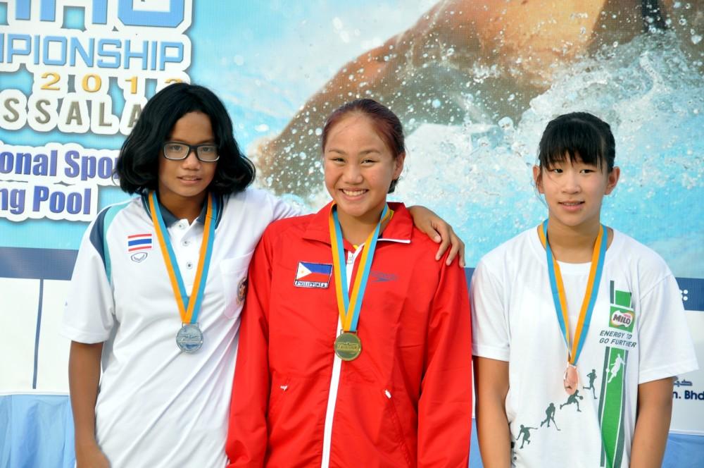 37th SEAAG Swim Champs (1/3)
