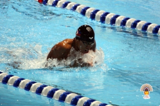 200m Breaststroke Gold at the 2005 SEA Games