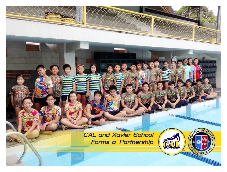 CAL and Xavier School Forms a Partnership