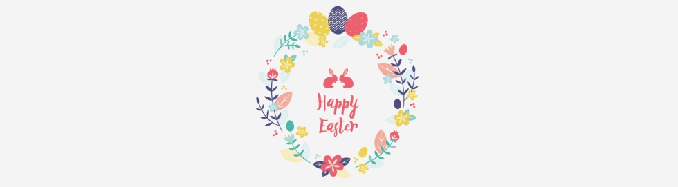 Happy Easter website blog post