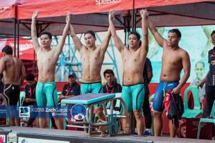 4x100 medley